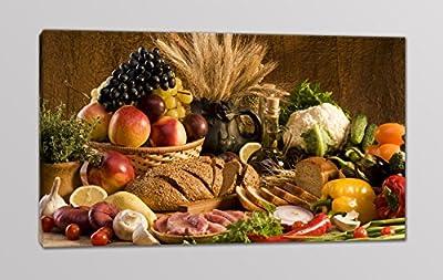 Stampe Moderne Cucina : Compra quadri moderni stampa su tela frutta quadro cucina verdure