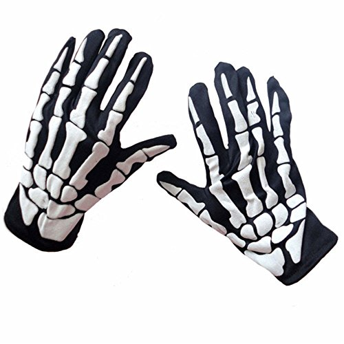 skeleton-gloves-for-adult-halloween-dance-party-costume-gloves-by-topfire-pair-of-1