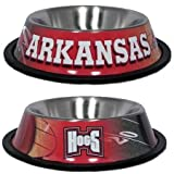 Best Hunter Dog Bowls - Hunter MFG Arkansas Razorbacks Dog Bowl Review