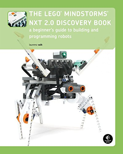 The LEGO MINDSTORMS NXT 2.0 Discovery Book -