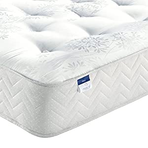 Silentnight Bexley Miracoil Double Size Mattress - Orthopaedic Back Support. Firm, Comfortable. Anti-Allergy. 5 yr Warranty
