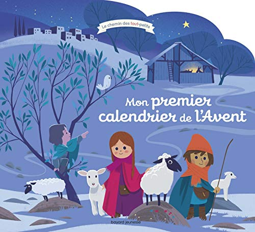 Mon premier calendrier de l'Avent par SOPHIE de BRISOULT