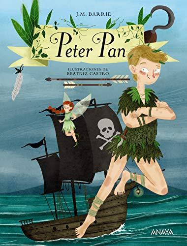 Peter Pan (Literatura Infantil (6-11 Años) - Libros-Regalo)