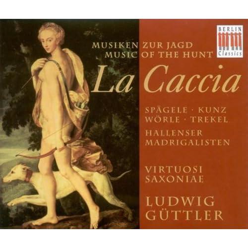 """Violin Concerto in B flat major, Op. 8, No. 10, RV 362, """"La caccia"""": III. Allegro"""