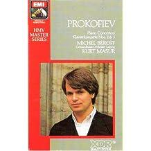 Prokofiev: Piano Concertos / Klavierkonzerte Nos. 2 & 3
