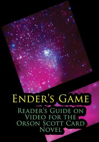 Preisvergleich Produktbild Ender's Game: Reader's Guide on Video for the Orson Scott Card Novel