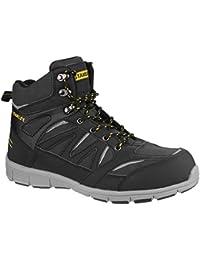 Stanley Mens Pulse Sport Slip Resistant S1 P SRC Safety Boots