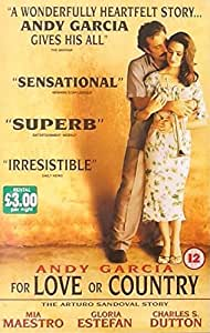 For Love Or Country: The Arturo Sandoval Story (VHS) (2000) (Tv-Film)