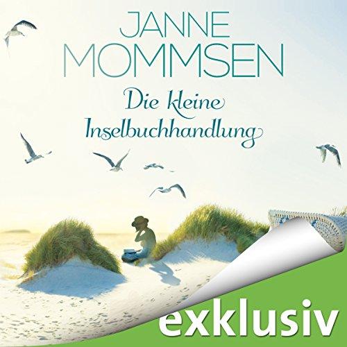 Buchseite und Rezensionen zu 'Die kleine Inselbuchhandlung' von Janne Mommsen