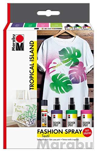 Marabu 171900085 - Fashion-Spray Set