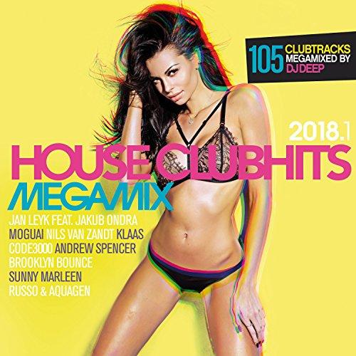 VA-House Clubhits Megamix 2018.1-3CD-FLAC-2018-VOLDiES Download