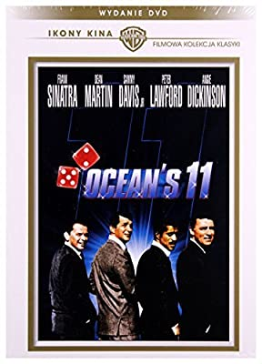 Ocean's Eleven [DVD] [Region 2] (English audio. English subtitles) by Dickinson Angie Sinatra Frank