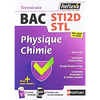 Physique-Chimie Tle Bac STI2D/STL