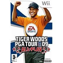 Tiger Woods PGA Tour 09 (Wii) [Importación inglesa]
