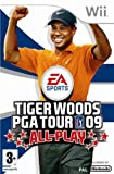 Tiger Woods PGA Tour 09 'All-Play' (Wii) [import anglais]