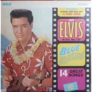 Elvis Presley: Blue Hawaii Soundtrack LP NM Canada RCA AYL-1-3683
