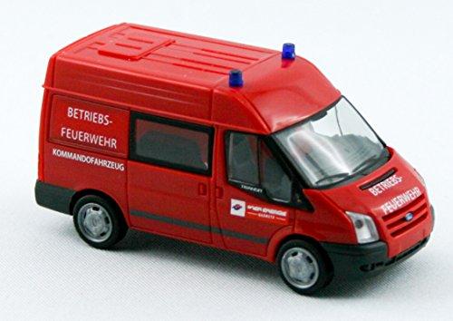 Rietze 52530 - Ford Transit 06 Betriebsfeuerwehr Wien Energie AT - 1:87