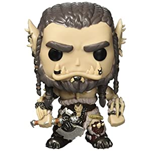 FunKo POP Vinilo Warcraft Durotan