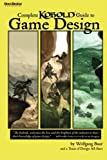 Complete Kobold Guide to Game Design (Studies in Macroeconomic History) by Wolfgang Baur (2012-12-01)
