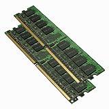 PNY OPTIMA 2GB 2x1GB Dual Channel Kit DDR2 667 MHz PC2-5300 Desktop DIMM Memory Modules MD2048KD2-667