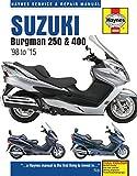 Suzuki Burgman 250 & 400 Service & Repair Manual (Haynes Service & Repair Manual)