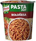 Knorr - Pasta Pot Boloñesa sin Colorantes, 68 g