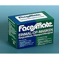 Face Mate Mundschutz Grippeschutzmaske Pandemie -50er Vorratspack - 99% Filterleistung TYP RII preisvergleich bei billige-tabletten.eu