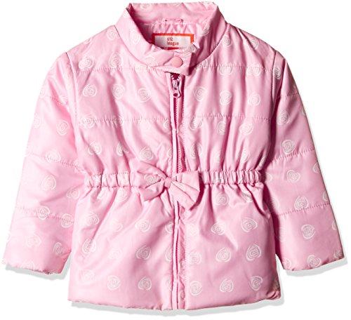 612 League Baby Girls' Jacket (ILW16I79012_Light Pink_6-12M)