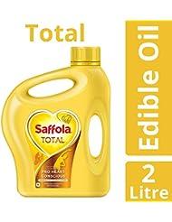 Saffola Total Edible Oil, Jar, 2L