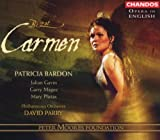 Bizet: Carmen (in Englisch) - Patricia Bardon, David Parry, Georges Bizet, Mary Plazas