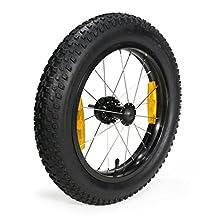 Burley 3091981300 Vélo de Course Unisexe pour Adulte Noir/argenté Taille Unique