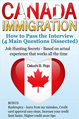 Canada Immigration: How to Pass the Interview (4 Main Questions