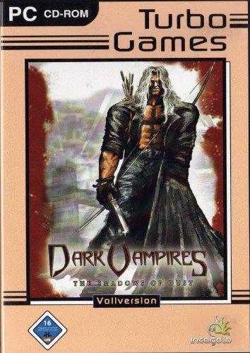 Dark Vampires: The Shadows of Dust