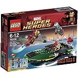 LEGO Super Heroes 76006: Iron Man Extremis Sea Port Battle
