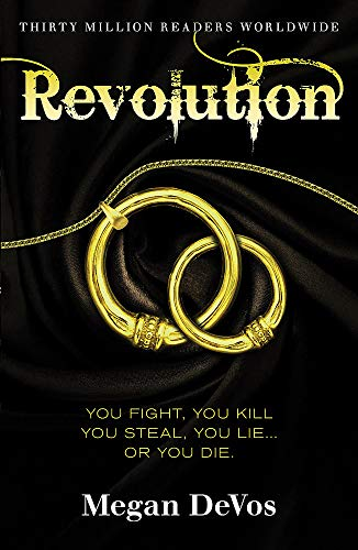 Revolution: Book 3 in the Anarchy series