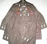 Lagermaulwurf 3 STK NVA Uniform -Jacken Soldat Effekten Gr. 48 Fasching Karneval