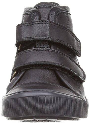 Froddo G3110035-7, Jungen Stiefel Schwarz (Black)