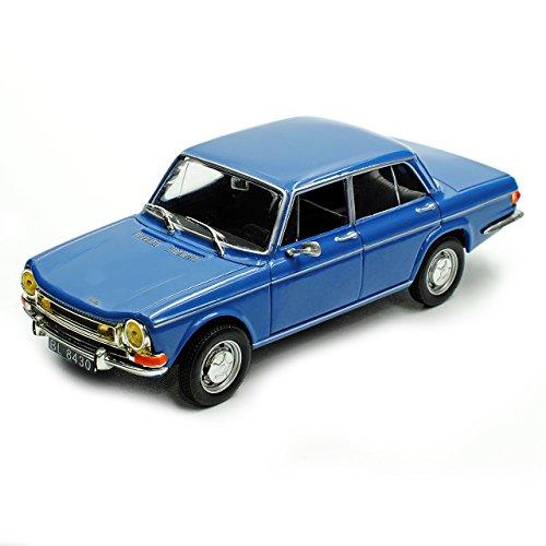 Preisvergleich Produktbild Simca 1301 voiture de collection à l'échelle 1:43 bleue -réf 154PL-139CZ*