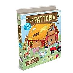 Idea Regalo - La fattoria 3D. Ediz. a colori. Con gadget