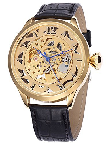 alienwork-reloj-automatico-esqueleto-mecanico-xxl-oversized-poliuretano-oro-negro-w9528-01
