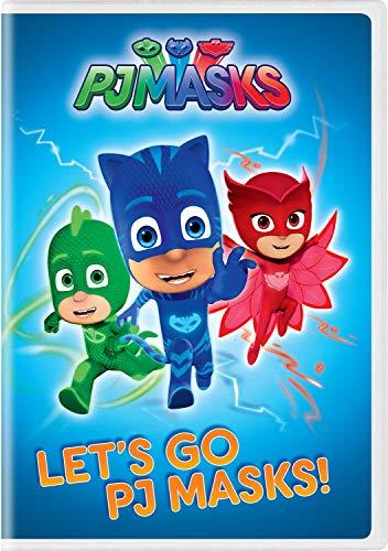 Pj Masks: Let'S Go Pj Masks [Edizione: Stati Uniti] [Italia] [DVD]