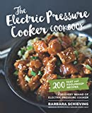 The Electric Pressure Cooker Cookbook is your resource for learning all the shortcuts to make a delicious meal in a fraction of the usual time—with over 200 new family-friendly recipes from the world's leading blogger on pressure cooking Barbara Schi...