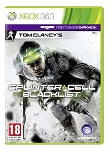 Splinter Cell: Blacklist [AT PEGI] - [Xbox 360]