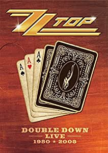 ZZ Top : Double Down Live 1990 - 2000