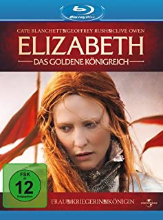 Elizabeth - Das goldene Königreich [Blu-ray]