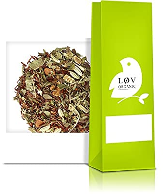 Løv Organic - Rooibos Verveine-Menthe - Recharge 100 g