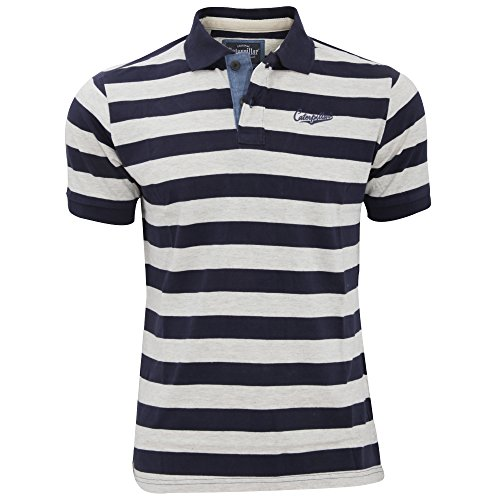 caterpillar-welch-polo-a-righe-uomo-l-blu-