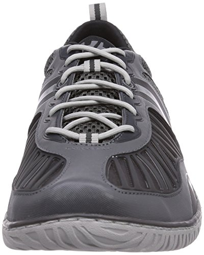 Helly Hansen Hydropower 4 Herren Bootsschuhe Grau (964 CHARCOAL / EBONY / ANTIQUE)