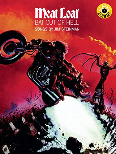 Meat Loaf - Bat Out Of Hell (Classic Album)