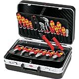KNIPEX 00 21 20 Werkzeugkoffer Elektro 20-teilig